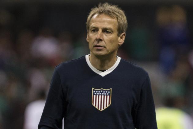 USMNT: Don't Sweat the Jurgen Klinsmann to Everton Rumors, At Least Not Yet