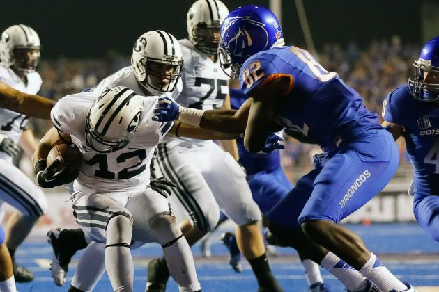 Boise State DE Expected to Join Bears