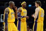 Kobe Wants to Help Lakers Keep Howard, Gasol