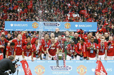 Man Utd Earn Record TV Revenue