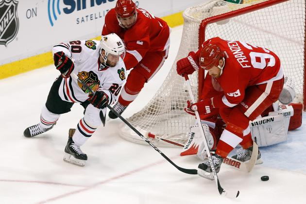 Chicago Blackhawks: Urgency Obvious After Game 3 Loss to Detroit Red Wings