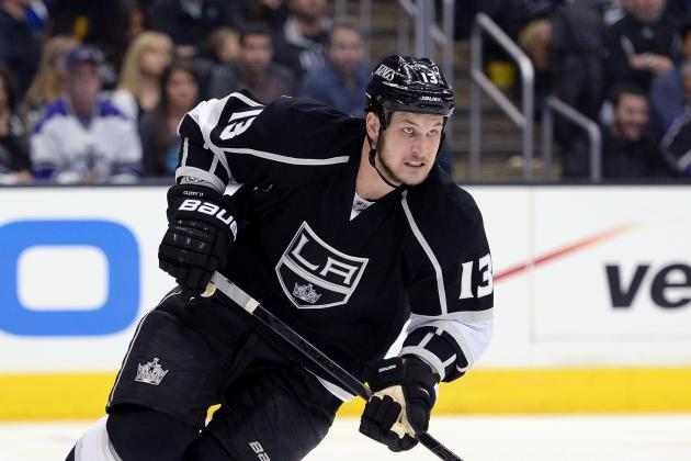 Clifford Expects to Return for Kings in Game 4