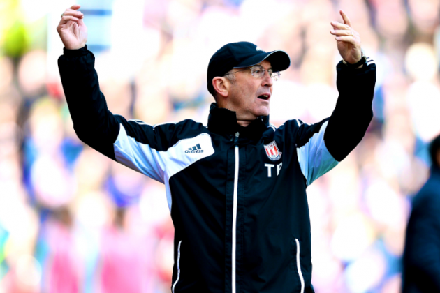 Tony Pulis Leaving as Manager of Stoke City