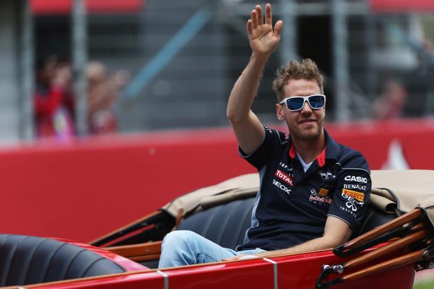 Vettel Urges F1 to Rethink Tire Recipe