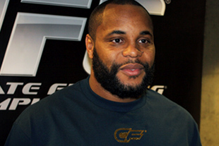 Daniel Cormier Aiming for Fight at UFC on FOX Sports 1 1 in Boston