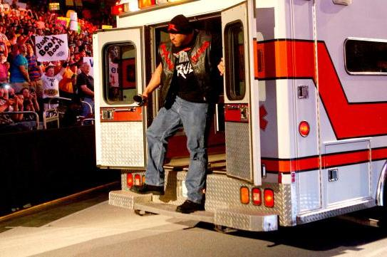 WWE Payback: What to Expect from Possible John Cena vs. Ryback Ambulance Match