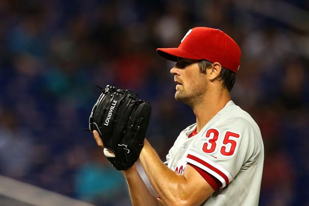 A Team's Frustration Manifests in Cole Hamels