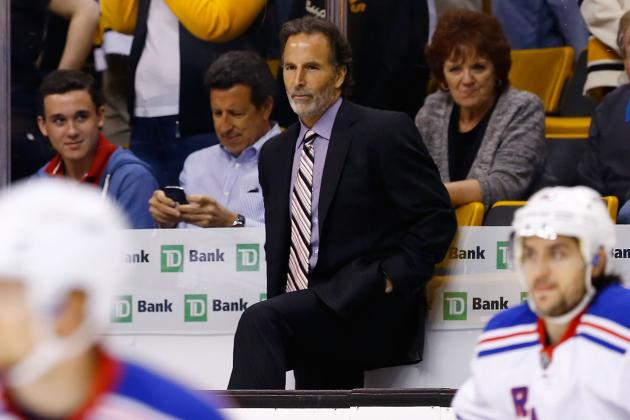 New York Rangers' John Tortorella Has Overstayed His Welcome