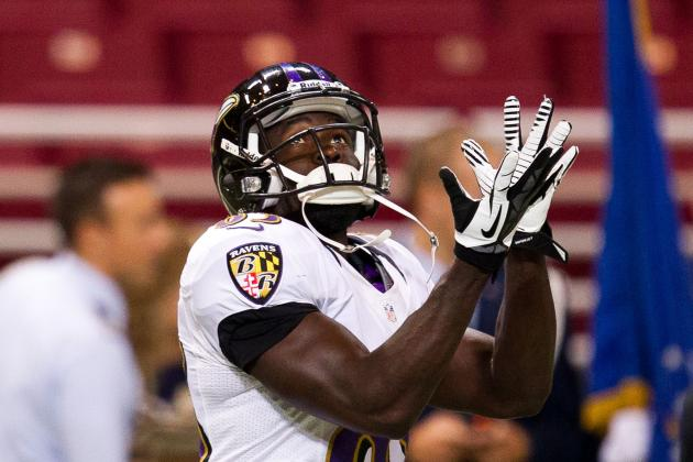 Deonte Thompson Getting Noticed in Ravens Receiver Competition