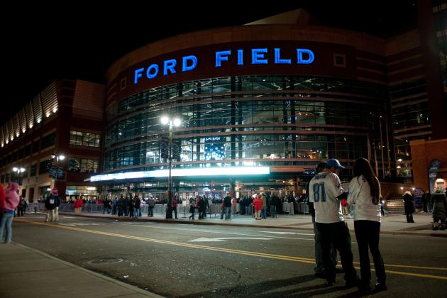 Detroit Lions Will Reportedly Create New Bowl Game at Ford Field
