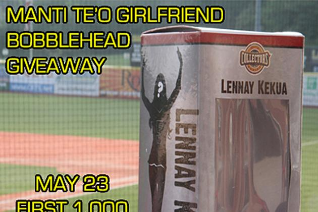 Indie Baseball Team to Host 'Manti Te'o Girlfriend' Bobble Head Night