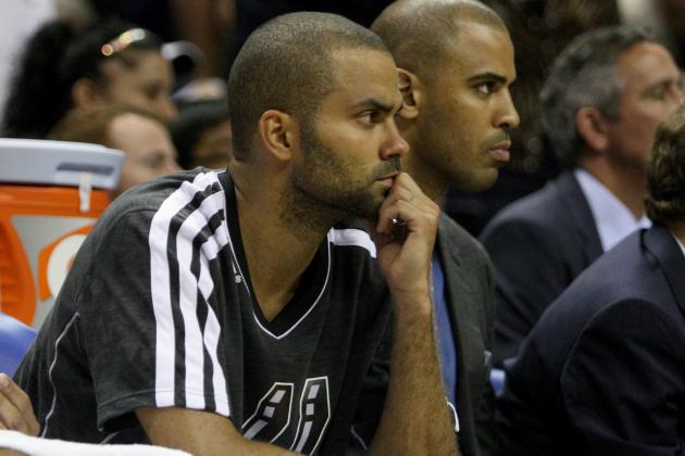 Tony Parker Received Death Threats During Game 1