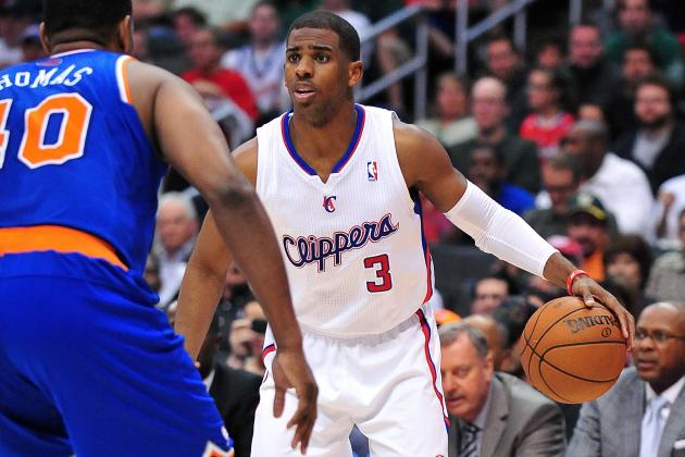 Chris Paul to the Knicks? Highly Unlikely