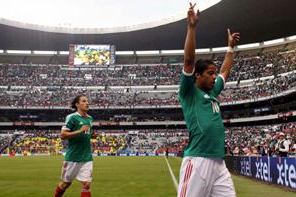 Mexico Name Confederations Squad
