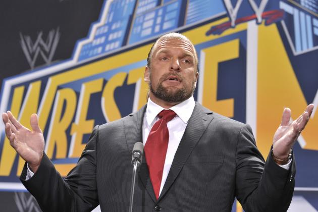 Triple H's Reported Concussion Storyline Is Smart Move for WWE