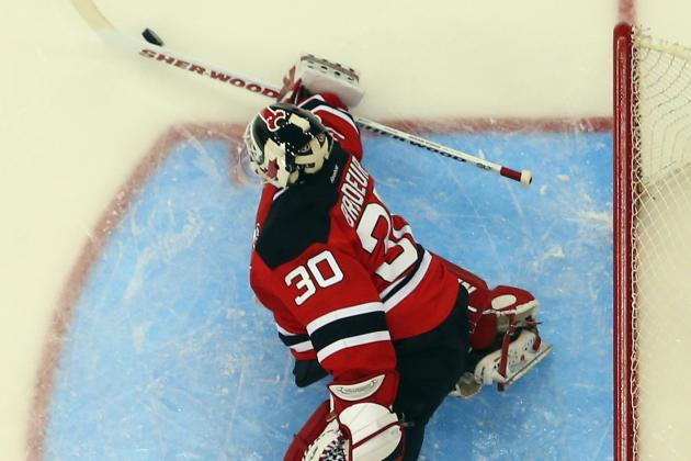 Brodeur Joins CBC's Hockey Night in Canada