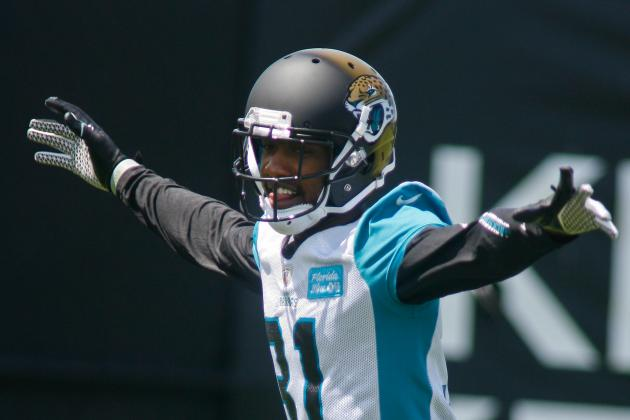 Jaguars Sign First of 2013 Picks