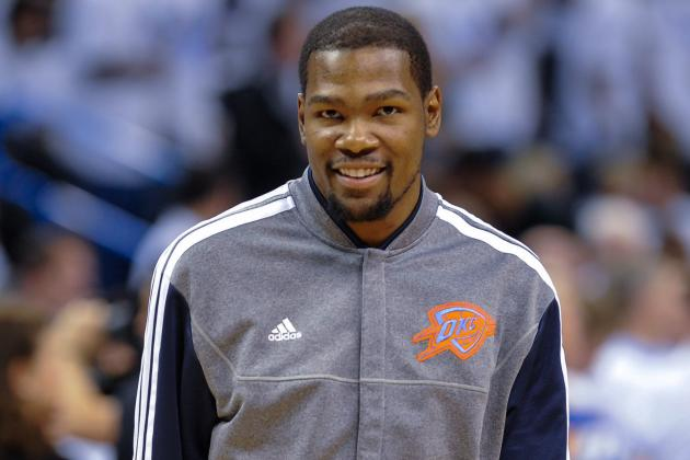 Kevin Durant Donates $1 Million to Tornado Relief