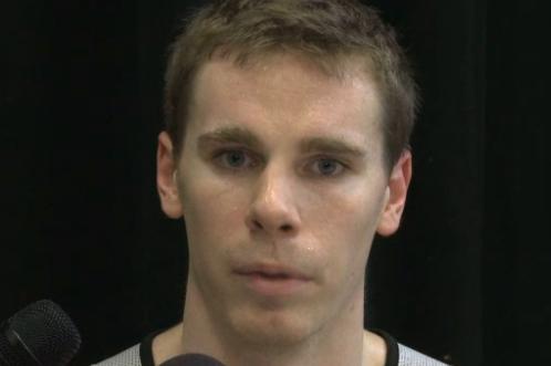 Erik Murphy at 2013 NBA Combine
