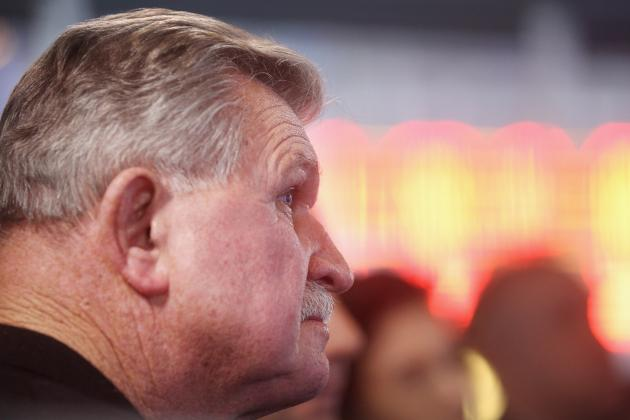 Why You Won't See Mike Ditka on Twitter