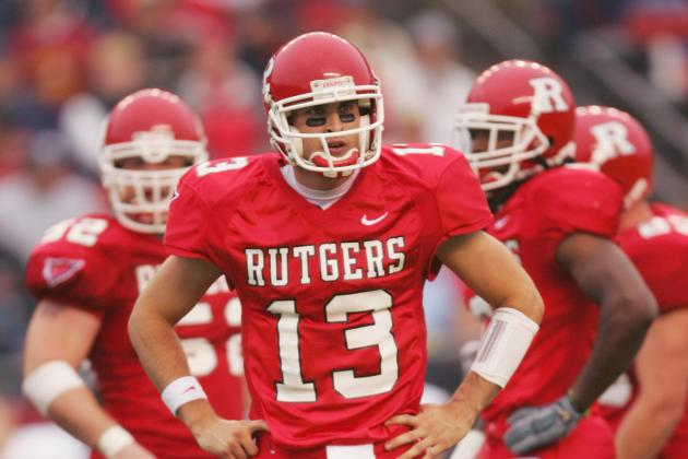 Rutgers Football: Scarlet Knights' Top 10 Division I Quarterbacks of All Time