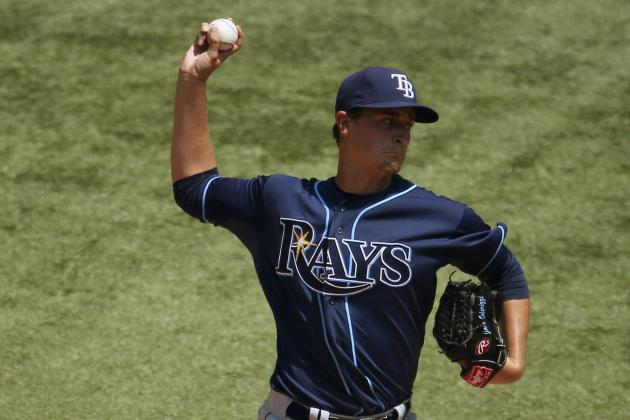 Odorizzi Makes Rays Debut, but Blue Jays Win 7-5