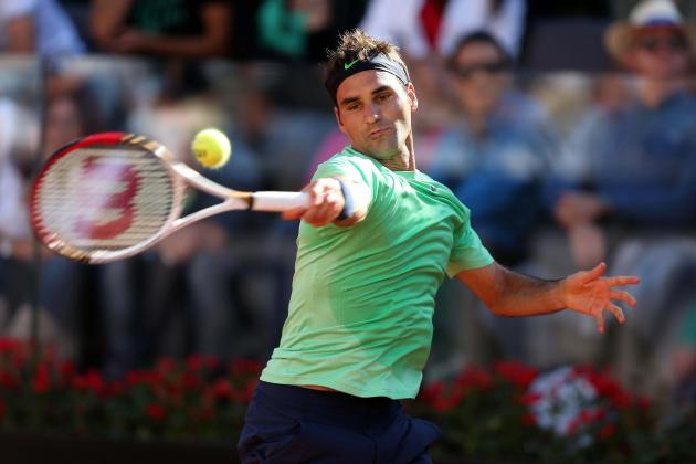Roger Federer Can't Afford a Weak Display at the 2013 French Open