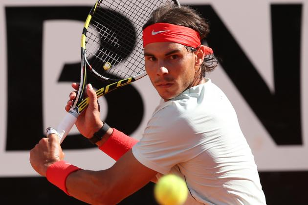 Biggest Keys to Upsetting Rafael Nadal at the 2013 French Open
