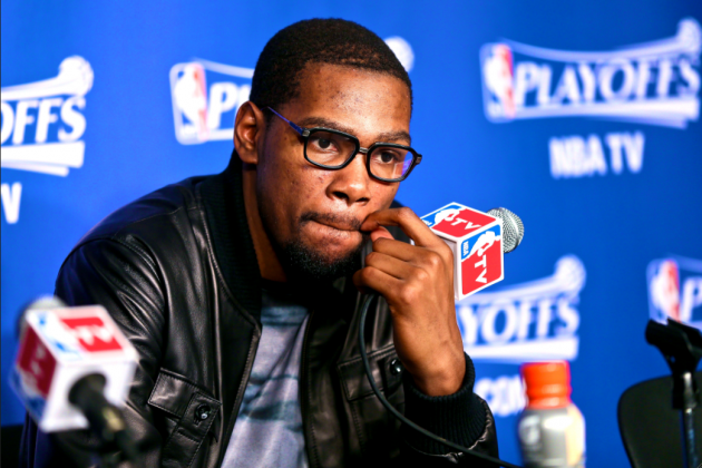 Kevin Durant Donates $1 Million to Red Cross for OKC Tornado Relief