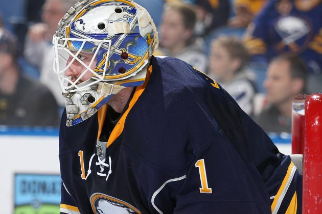 Enroth Makes Strong Case for Sabres to Trade Miller