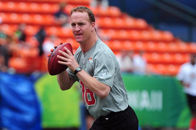 Peyton Manning's Super Bowl Window May Be Closing