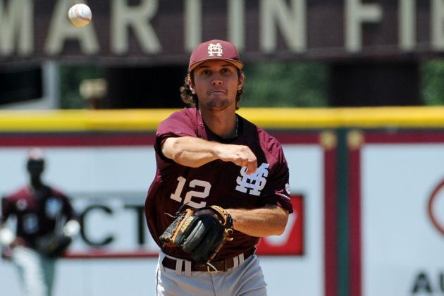 SEC Baseball Tournament 2013 Scores: Day 1 Results, Highlights and Analysis