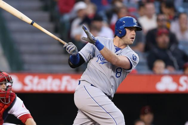 George Brett: Moustakas Isn't the Royals' First Young, Struggling 3B