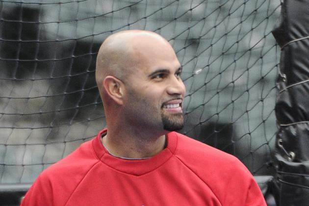 Pujols Leads Another Successful Charity Golf Tourney