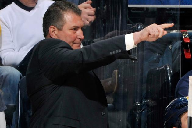 Predators Fire Associate Coach Peter Horachek