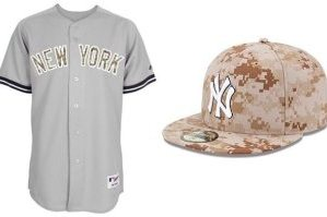 MLB Is Putting Players in Camouflage Uniforms on Memorial Day