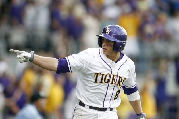 SEC Baseball Tournament 2013: Ranking Top Contenders in Conference Tourney