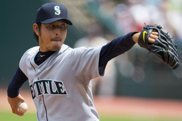 Iwakuma Gives M's Chance to Compete While Rebuilding