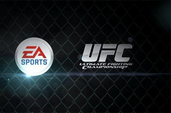 EA Sports UFC: First Glimpse of the Next-Generation UFC Game