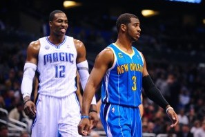 Free Agents Dwight Howard, Chris Paul Planning Atlanta Rendezvous?