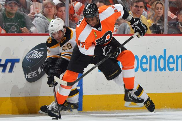 Simmonds out for NHL '14 Cover