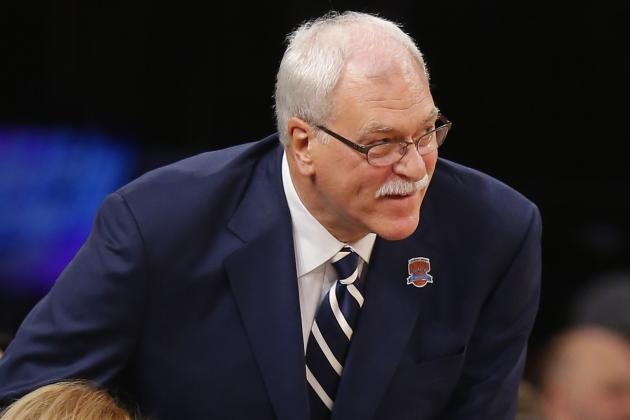 Phil Jackson: 'Brooklyn Was a Good Situation.'