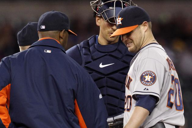 On First Day, Ryan Gets Up to Speed with Astros
