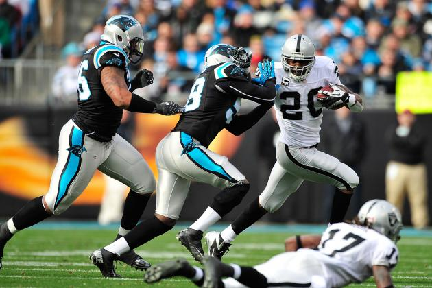 Oakland Raiders Running Back Breakdown and Position Analysis