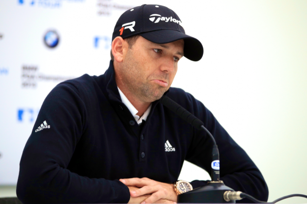 Sergio Garcia Goes Off on Tiger Woods Again, Calls Him a Liar