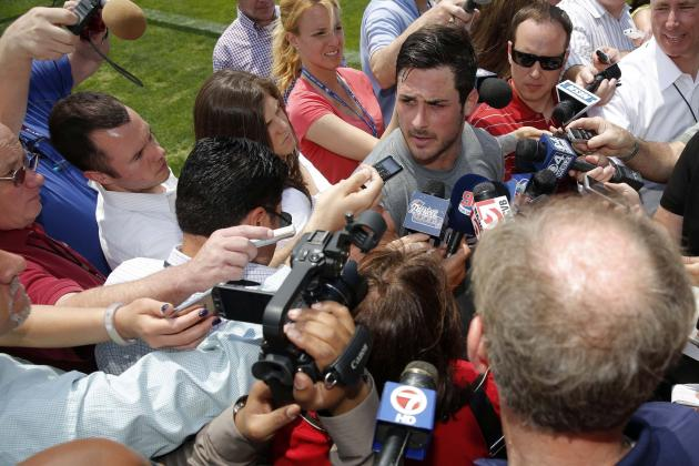 Danny Amendola Ignores Wes Welker Comparisons
