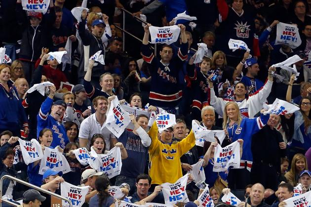 Why Does Home-Ice Advantage Mean so Much More This Postseason?