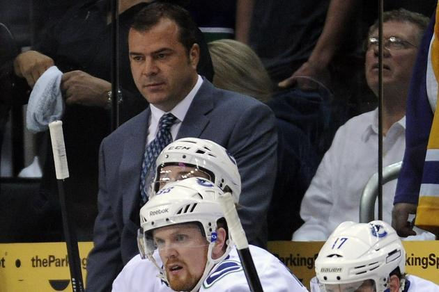 When Will the Canucks Decide on Vigneault?