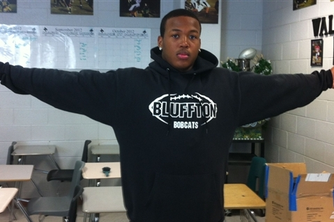 Shameik Blackshear Commits to South Carolina: 2015 DE the Next Jadeveon Clowney?