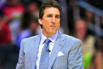 Vinny Del Negro Out as Clippers' Coach